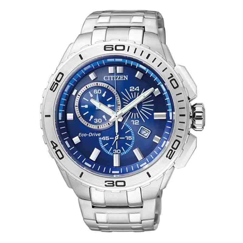 Relógio Citizen Masculino Eco Drive AT0960-52L