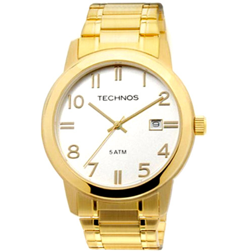 Relógio Technos Masculino Classic Steel GM10IN/4K